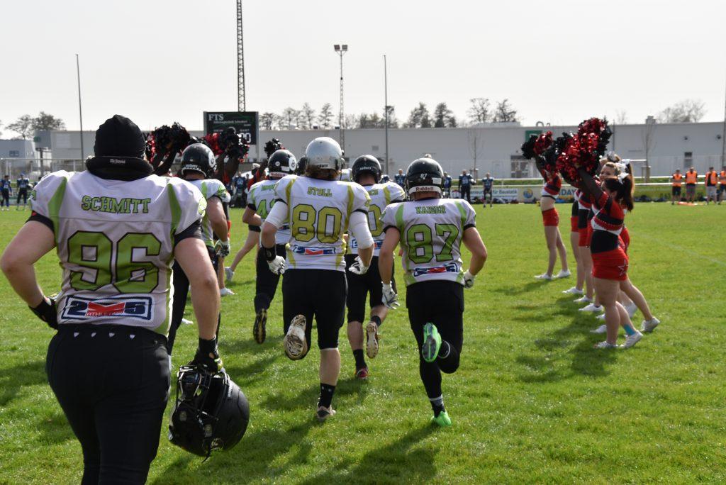American Football-Saison abgesagt