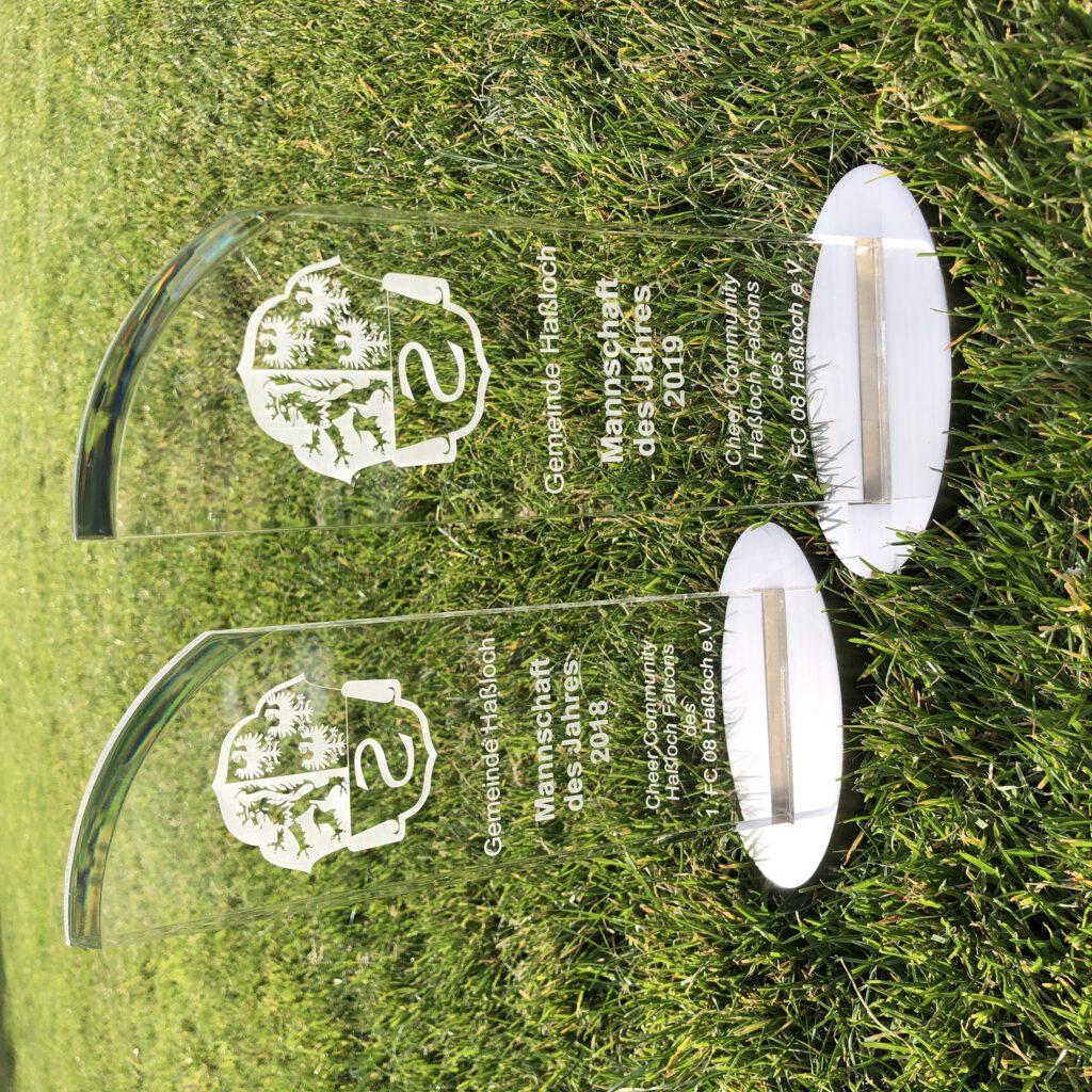 Auszeichnungen der Gemeinde Hassloch
